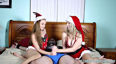 Kimber lee, Christmas, Big cumshot