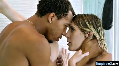 Blonde, Tits hairy, Black hairy, Hairy black, Cadence lux, Shower fuck