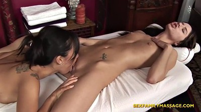 Asian public, Asian massage, Asian lesbian massage
