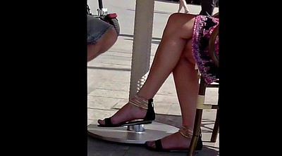 Foot fetish, Sandals, Candid leg, Candid foot, Candid feet, Candid