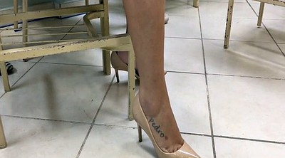 High heels, Tatoo