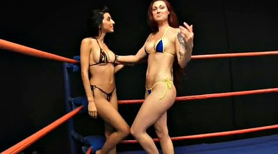 Fight, Fighting, Big, Lesbian fight