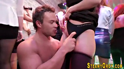 Teen party, Pussy licking