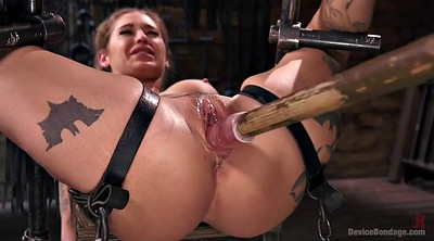 Bondage-orgasm, Punished
