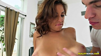 Boss, Seduced, Busty latina