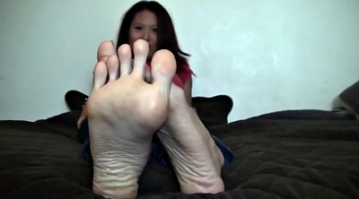 Footing, Feet fetish