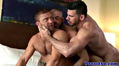 Mature group, Gay mature, Three, Bears, Bear gay
