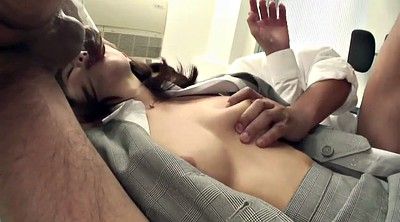 Japanese office, Japanese gangbang, Office gangbang, Business, People, Officer