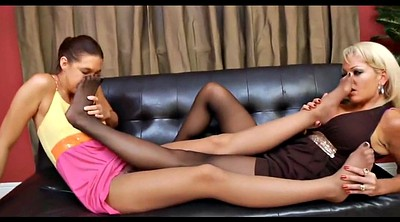 Nylon foot, Pantyhose foot, Pantyhose feet, Nylon feet, Smell foot, Smell nylon