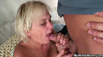 Mother, My wife, Old granny, Young and old, My mother, Horny wife