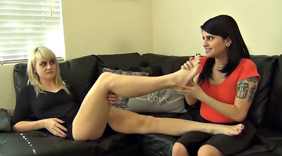 Feet, Foot worship, Footing, Lesbian worship