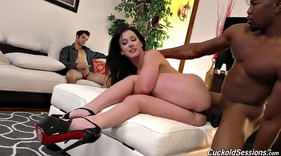 Interracial anal, Jennifer white, Cuckold black, Cuckold creampie