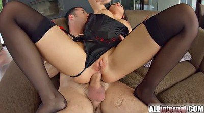 French anal, Creampie anal