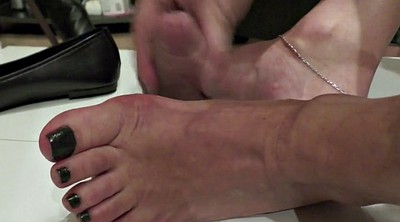 Feet, High heels, High-heeled, Trample, Trampling, Crush