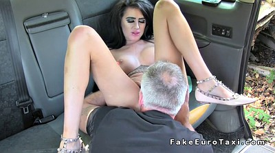 Fake, Taxi anal, Car anal