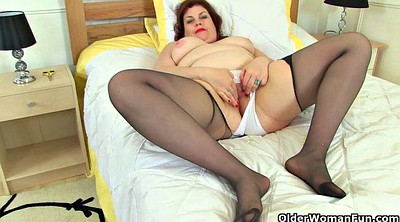Open, Bbw nylon, Milf nylon, Mature nylon