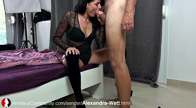 German mature, Amateur mature