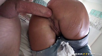 Jeans, Holly halston, Rip, Rip anal, Holly halston anal