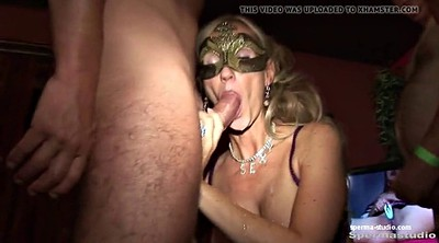 Creampie gangbang, Creampie, Cum in mouth