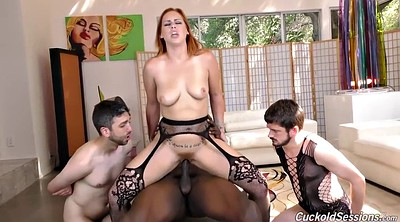 Hairy creampie, Black and white, Redhead creampie, Creampie black, Black fuck white