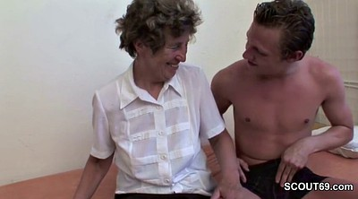Grandma, Young anal, Grandma anal, First fuck, First anal