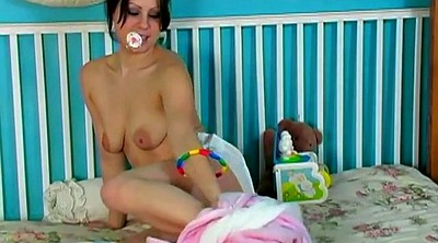 Anal toys, Hairy anal, Diaper