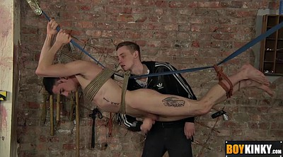 Torture, Tied up, Cock torture