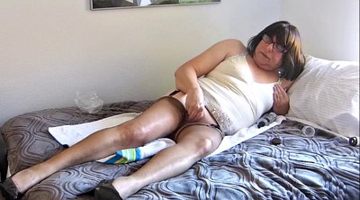 Old, Nylons, Granny sex