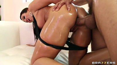 Emma butt, Tongue, Oiled ass, Emma, Emma butt anal