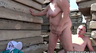 Old, Granny big tits, Old women, Bbw cumshot