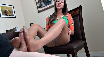 Nylons feet, Nylon footjob, Nylon feet