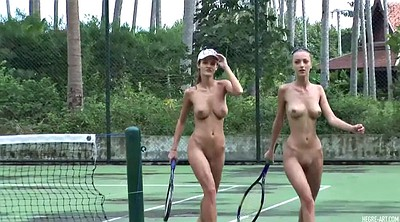 Sport, Sporting, Tennis, Teen nude