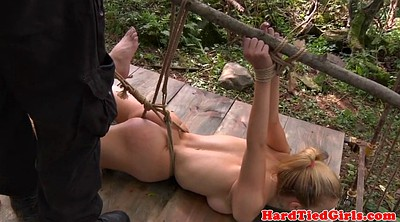Outdoors, Submissive, Black outdoor