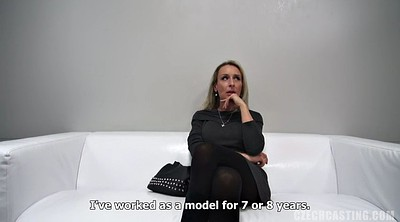 Mature anal, Casting anal