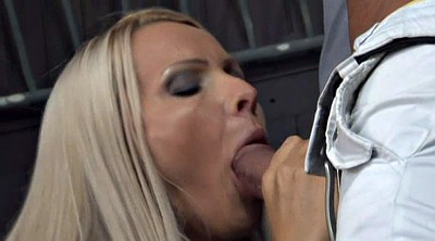 Double anal, French milf