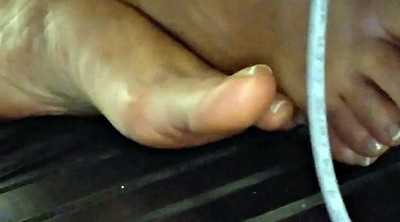Candid, Fetish, Foot sole