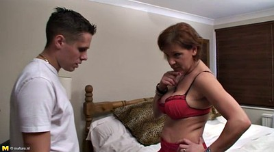 Mature tits, Milf and son, Creampie mature