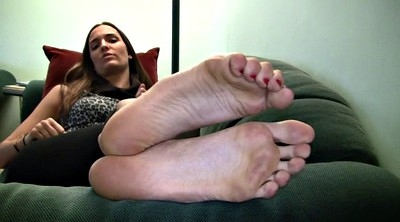Sexy feet, Toes