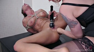 Lee, Expand, Femdom fisting, Big toy, Lorelei lee