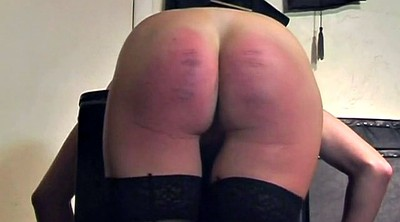 Caning, Teacher spanking, Caned