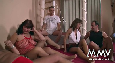 Mature swingers, Mature orgy
