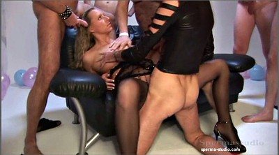 Extremely, Gangbang milf