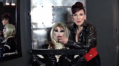 Femdom, Angelica, Rubber