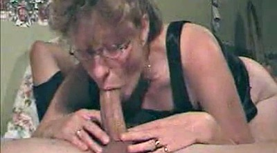 Mature deepthroat, Creampie mature