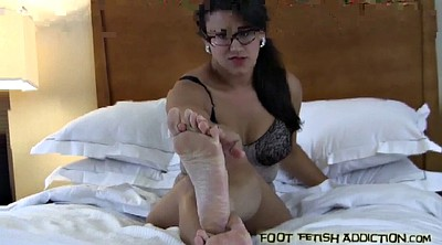 Toes, Worship, Foot pov