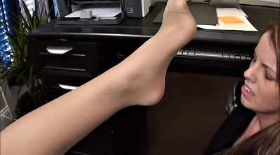 Pantyhose, Lesbian foot, Smell