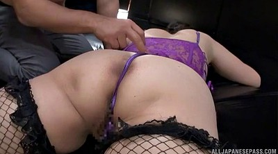 Japanese chubby, Maid, Blindfolded, Japanese licking, Japanese lick, Asian maid