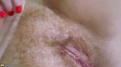 Moms, Hairy mature, Hairy mom, Big tits mom