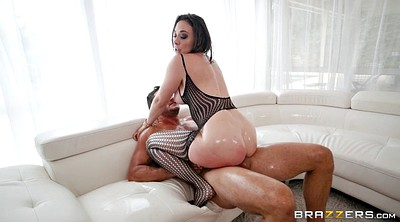 Chanel preston, Milf ass, Chanel, Fishnet, Danny mountain, Danny