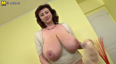 Mothers, Furry, Huge breast, Mature pussy, Huge breasts, Big breasts